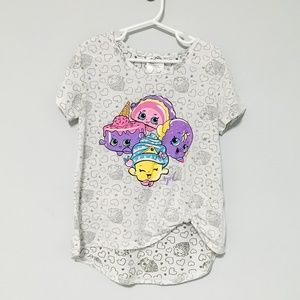 SHOPKINS | side knot tshirt